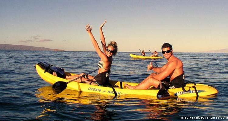 Product Makena Kayak Tour