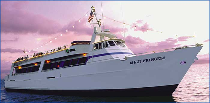 Product Lahaina Dinner Cruise