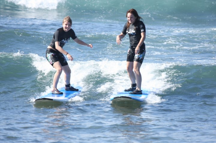 Lahaina Surf or SUP Lessons