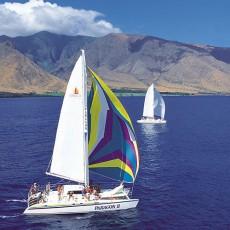 Product Molokini Sail and Snorkel