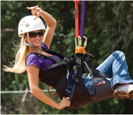 Product Upcountry 5 Line Zipline