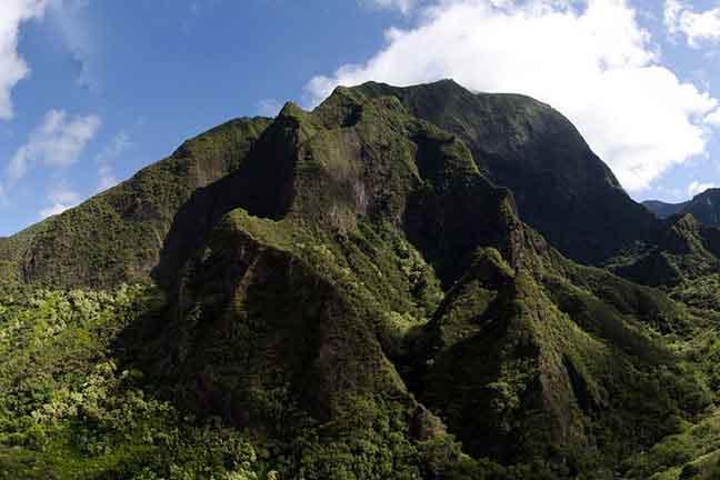 Product Haleakala and Central Maui