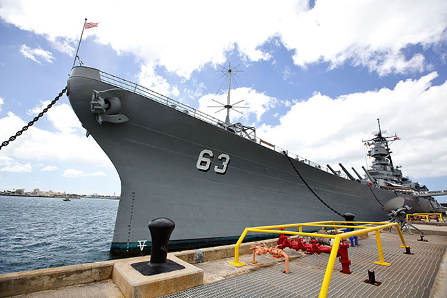 Product Pearl Harbor Tour From Kahului