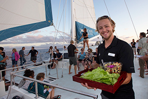Product  Lahaina Sunset Cocktail & Appetizer Cruise