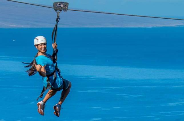 Product Private Kaanapali Zipline