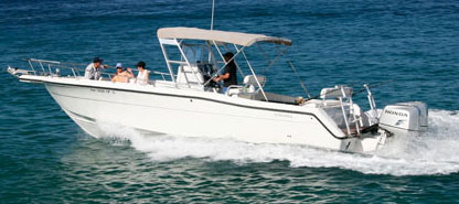 Product Private Boat Charter