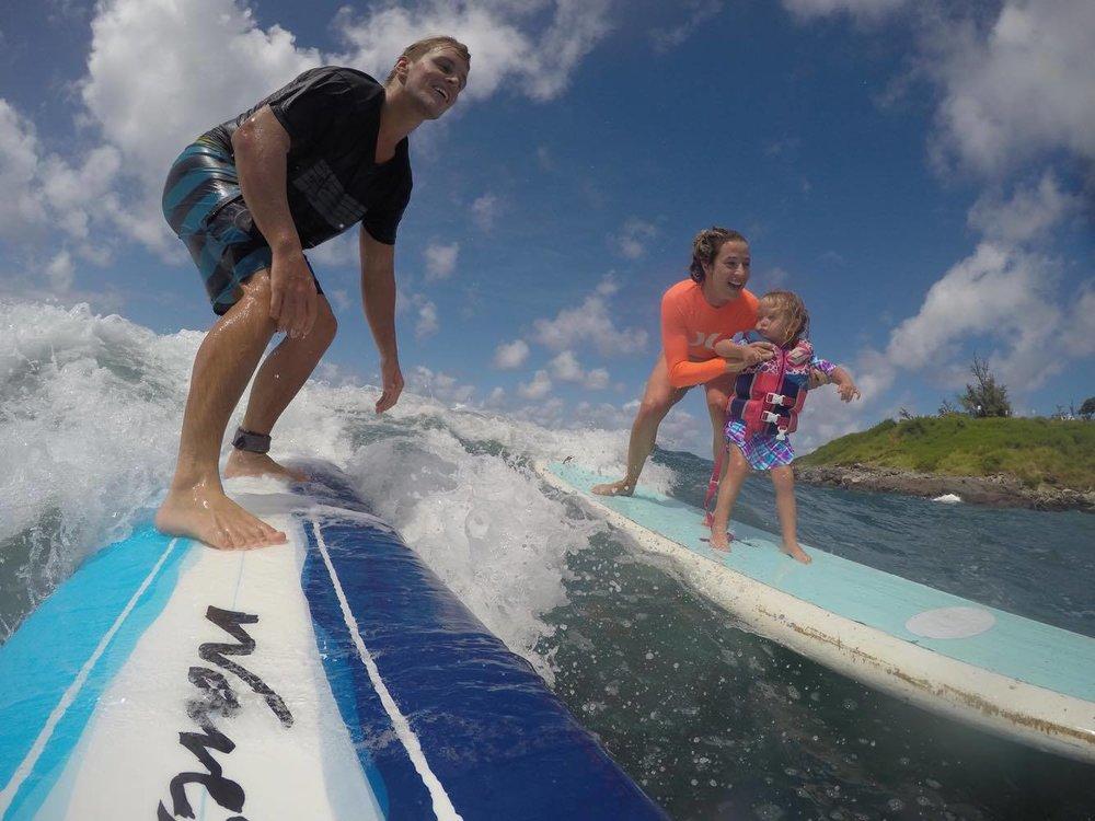 Private Surfing Lesson - Local Guide