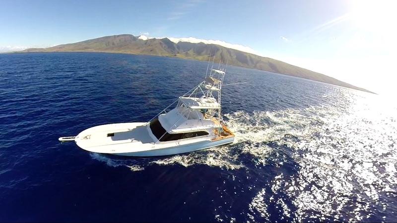 52' Luxury Fishing Yacht