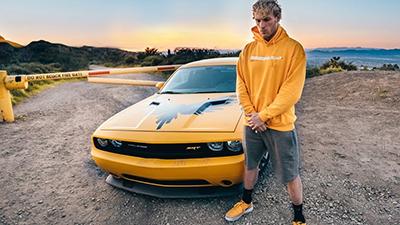 Dodge Challenger Giveaway