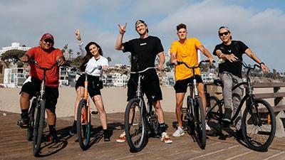 Santa Monica Bike Ride
