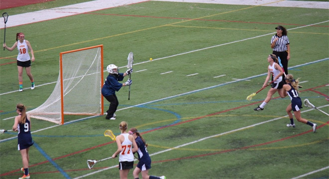 Shelley Cummings Mission Viejo High School Girls Lacrosse