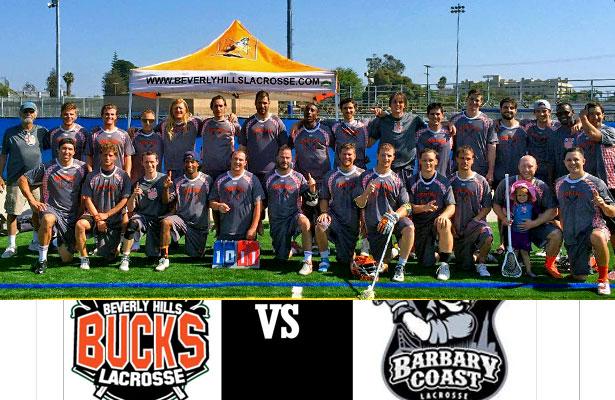 Beverly Hills Bucks men's team