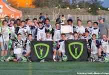 Santa Monica Dragons U13 Fall Brawl