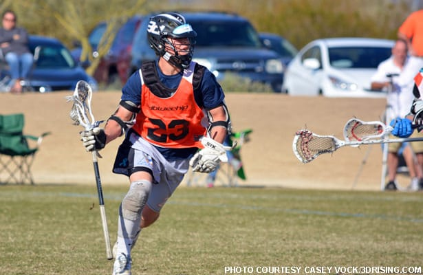 Teagan Bultman, 3d Blue Chip West