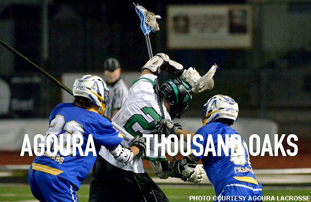Agoura S Offense Comes Alive In 13 7 Win Over Lancers