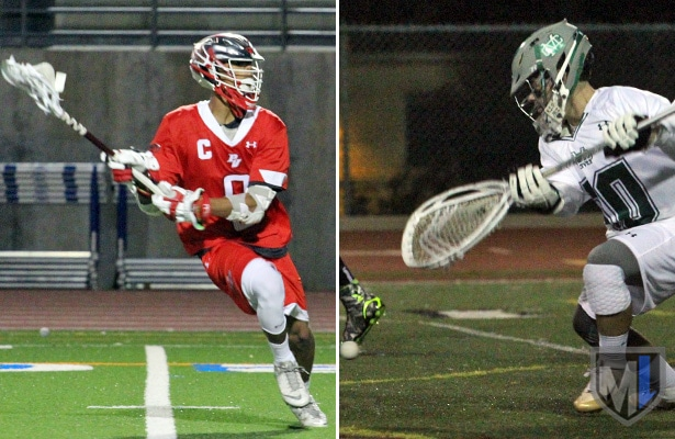 Rizal Smith, Palos Verdes; John Van Sickle, Mira Costa