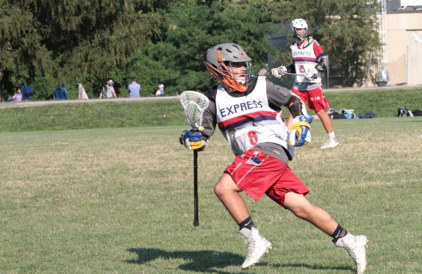 Nick Parrino, SoCal Express, Santa Margarita Lacrosse