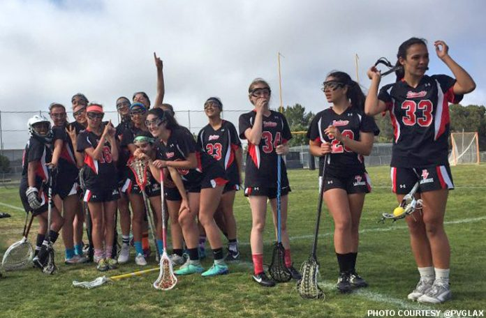 Palos Verdes Girls 2016