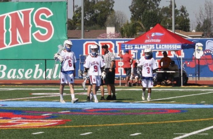 Tim Fox was named the new head coach of Los Alamitos Boys' Lacrosse