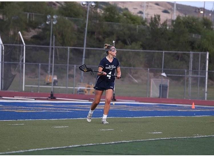 Katie Hendrix Newport Harbor girls lacrosse has commited to Arizona State Women's Lacrosse