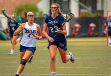 Newport Harbor girls lacrosse will miss Rylie Siegfried.