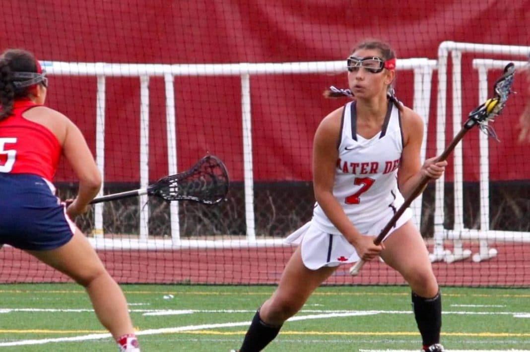Tess Keiser, Mater Dei Girls Lacrosse