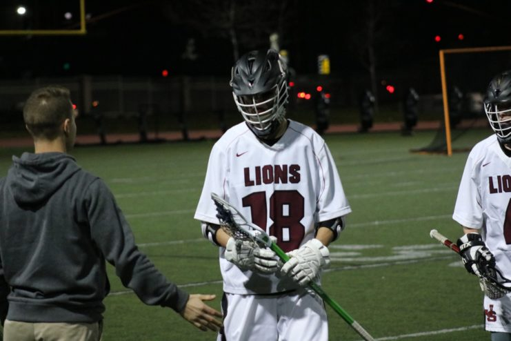 Joe Miraglia. JSerra Boys Lacrosse captain.