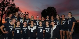 Newport Harbor Girls Lacrosse