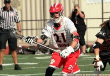 Chapman lacrosse