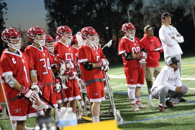Santa Margarita boys lacrosse fell to Palos Verdes boys lacrosse