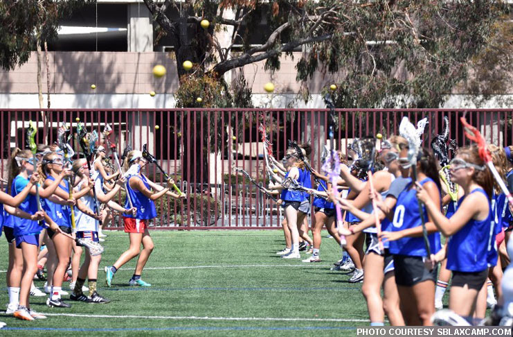 Santa Barbara Lacrosse Camp