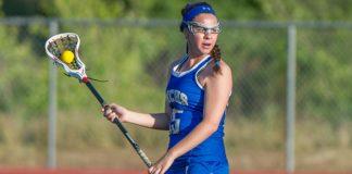 Sidney Ruiz, Santa Margarita girls lacrosse