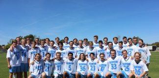Corona del Mar boys lacrosse