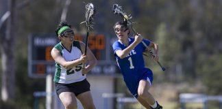 Cate girls lacrosse