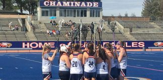 Chaminade girls lacrosse