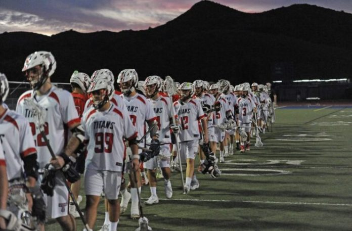 Tesoro boys lacrosse