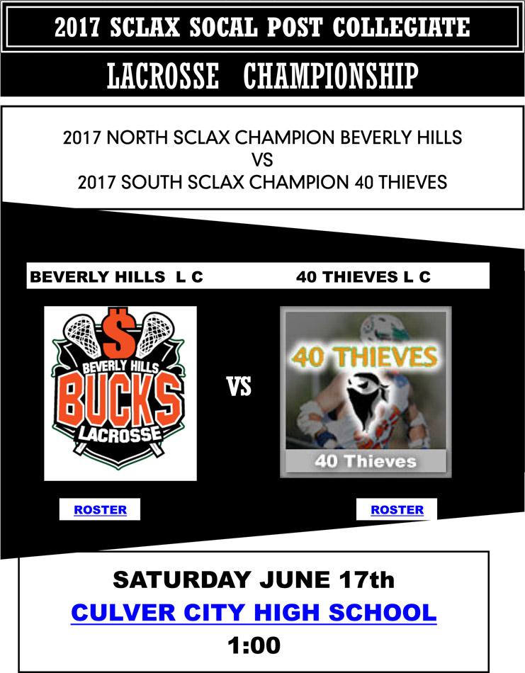 SCLAX Championship