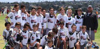 Victory boys lacrosse