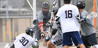 San Diego defeats Quiksilver in SCLAX playoffs