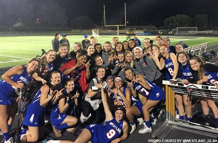 Westlake Girls Lacrosse
