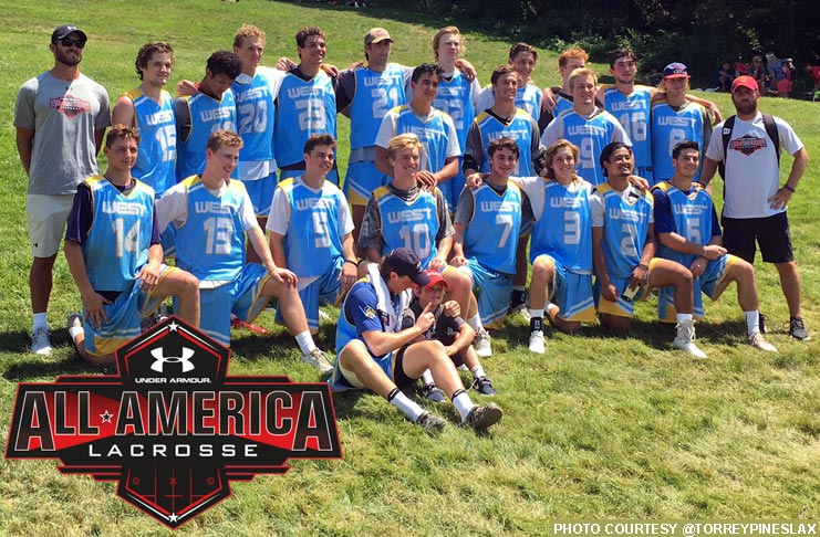 Under Armour Underclass West Highlight 2017