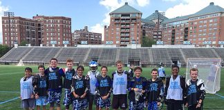 Culver City Youth Lacrosse at Hopkins