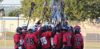 Tustin boys' lacrosse