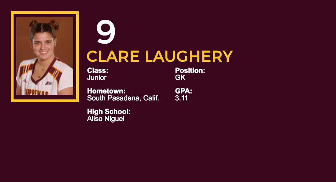 Clare Laughery, Central Michigan University