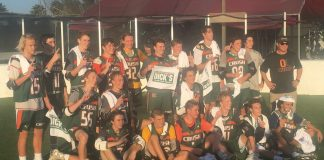 OC Crush, 2017 Orange County Box Lacrosse League Varsity Champs