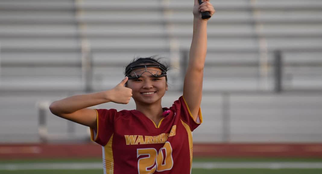 Madison, Woodbridge Girls Lacrosse
