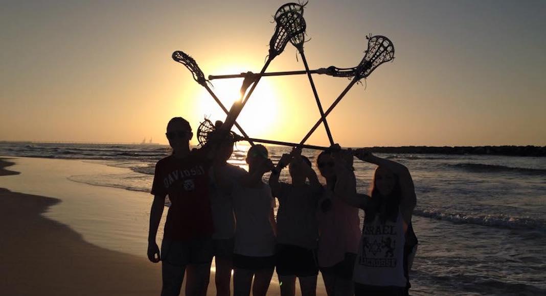Israel Lacrosse Winter Service Trip