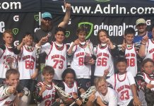 Mad Dog San Diego U-11 won the OC Fall Brawl 2025/25 championship