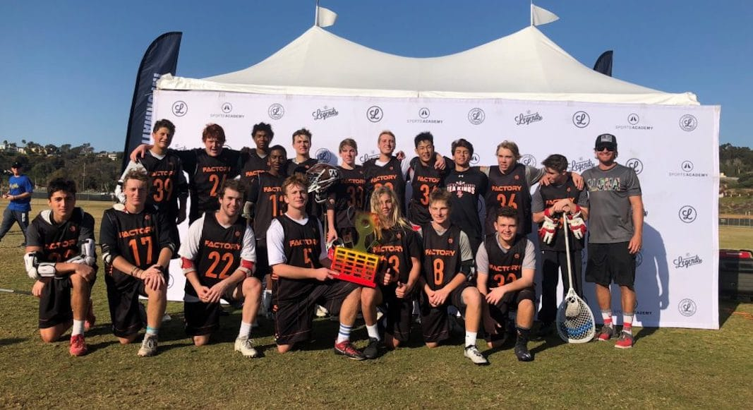 Factory Lacrosse, Legends National Cup