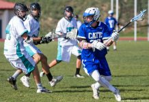 Cate School boys lacrosse